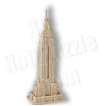 Empire State Building Holzbausatz ab 7,65 EUR